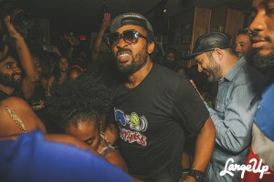 Impressions: Machel Montano Takes Over The LargeUp Sessions