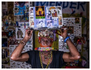 "Visual Culture: Lee ""Scratch"" Perry's ""The Death of Baphomet"" Art Show"