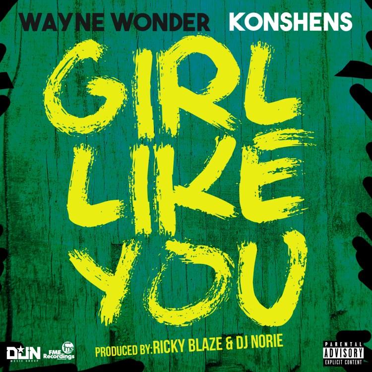 girl-like-you-wayne-wonder-dj-norie