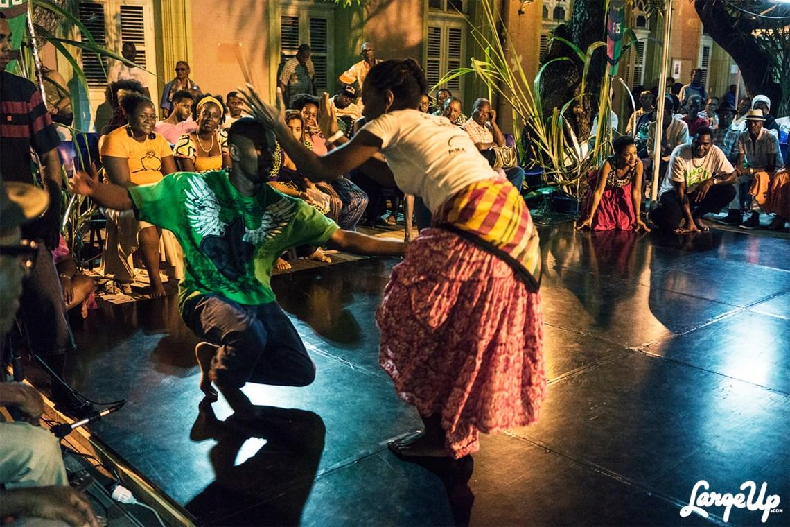 Bow to the Queen, Bélé Dancers, Fort-de-France, Martinique, photo by Adama Delphine Fawundu6