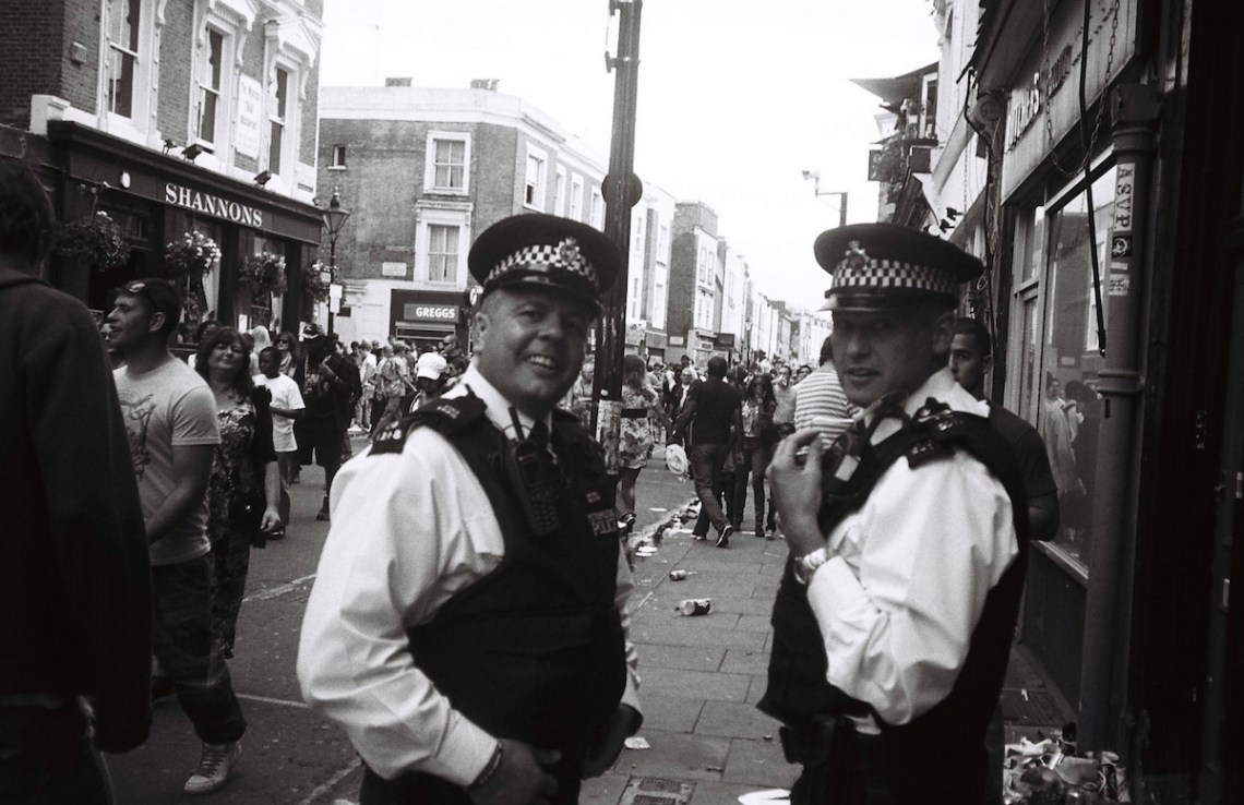 Notting-Hill-Carnival-Cops