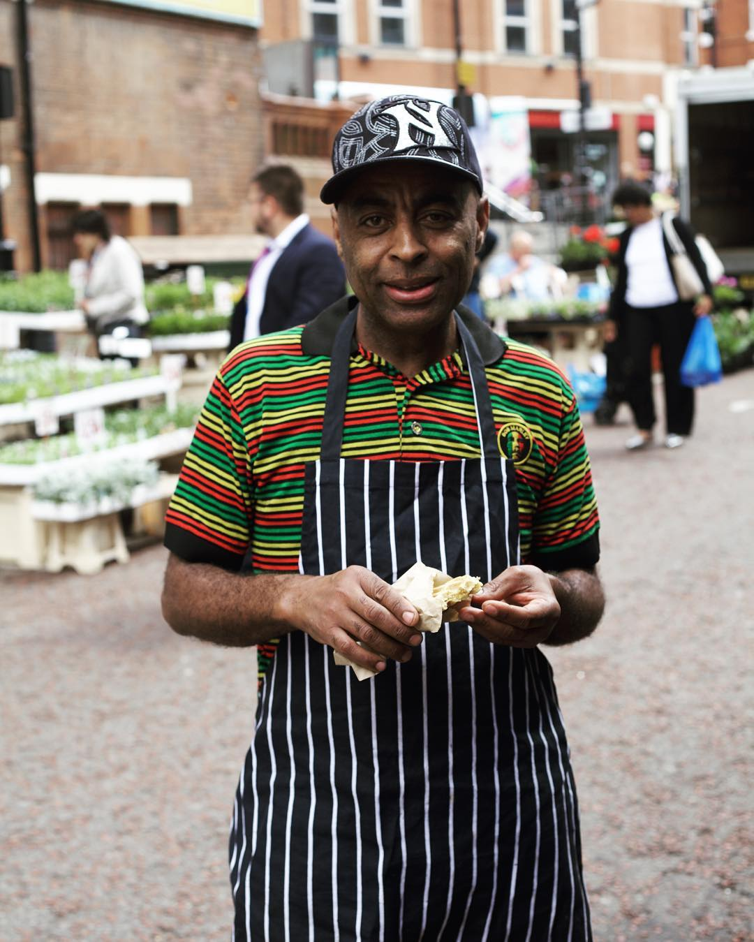 George's-First-Jerk-Catering-Caribbean-Food-London