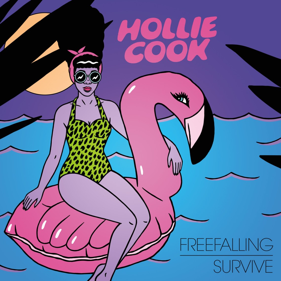 Hollie Cook Freefalling Survive