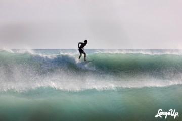 Surfing Anguilla