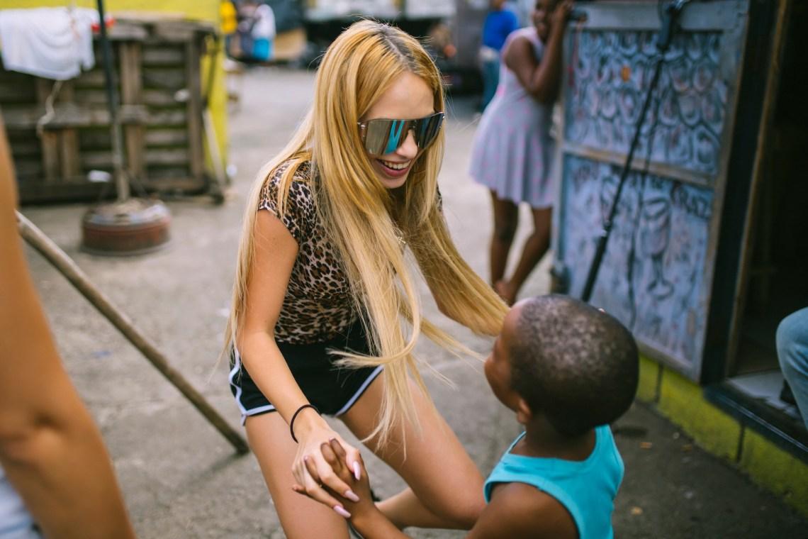 Bad Gyal + Blacka Di Danca in Jamaica