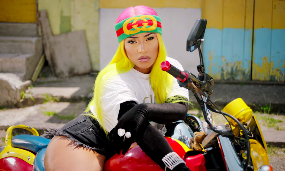 Now Things - Stefflon Don