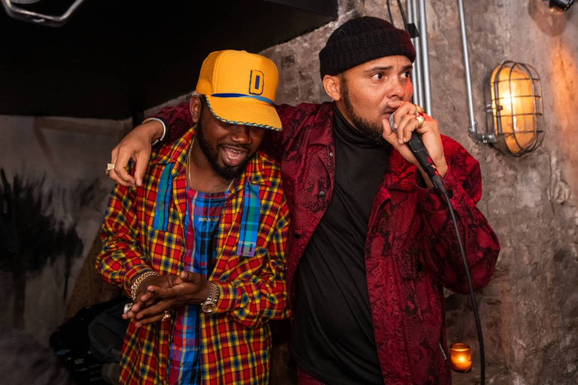 Walshy Fire and Kranium