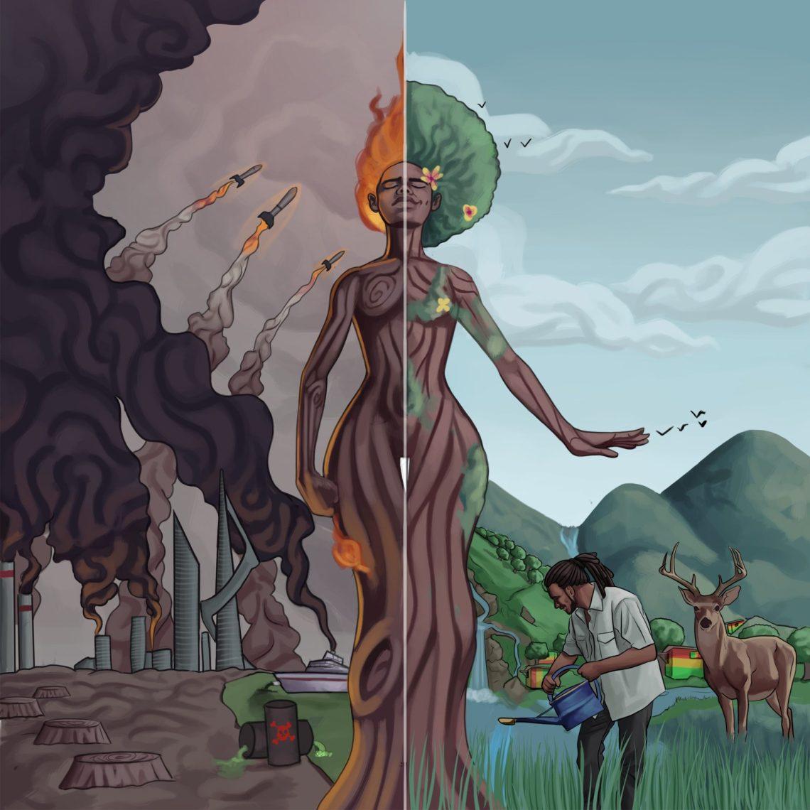 Junior Reid x Julian Marley - Mother Nature
