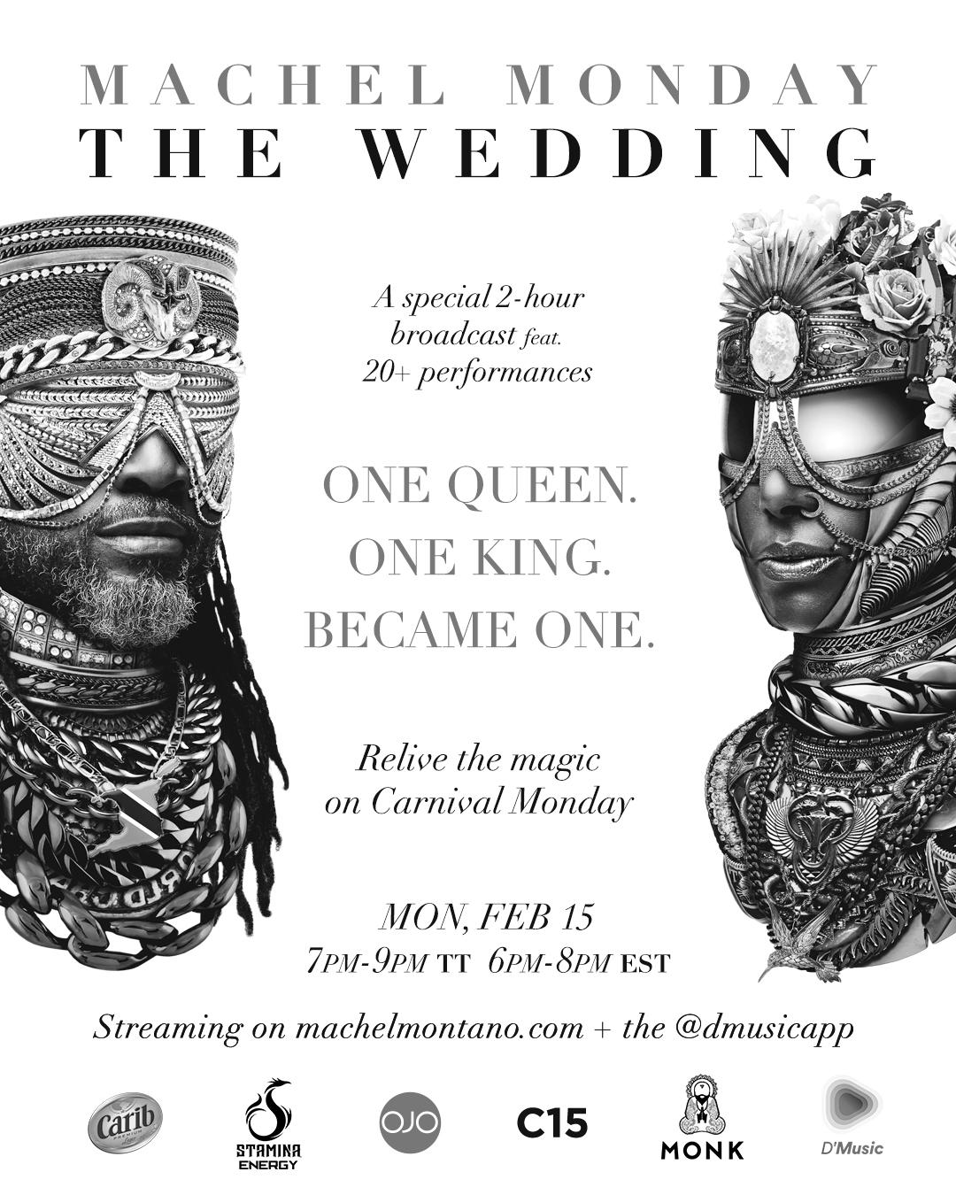 Machel Monday - The Wedding