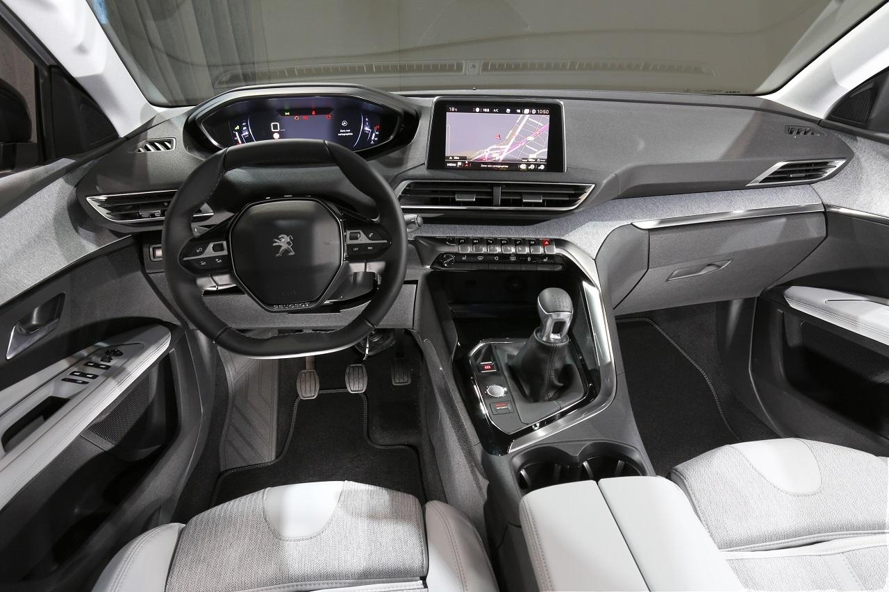 Visite Guide Bord Du Nouveau Peugeot 3008 II 2016