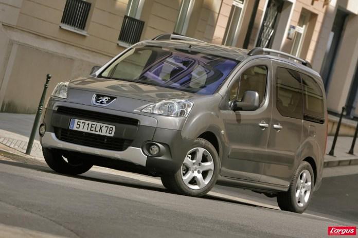 Peugeot Partner Tepee Laquelle Choisir