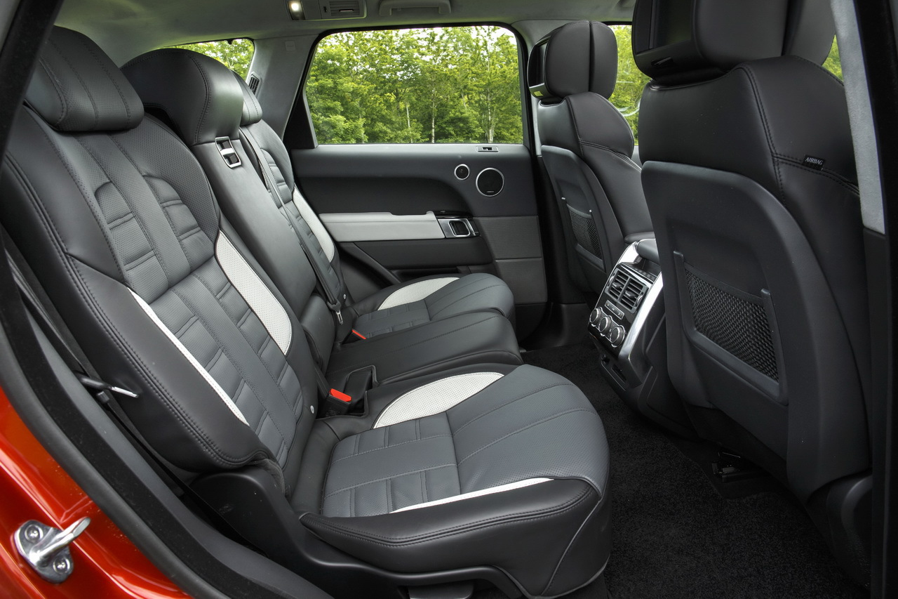 Aussi Confortable Et Plus Familial Que Le Range Rover L
