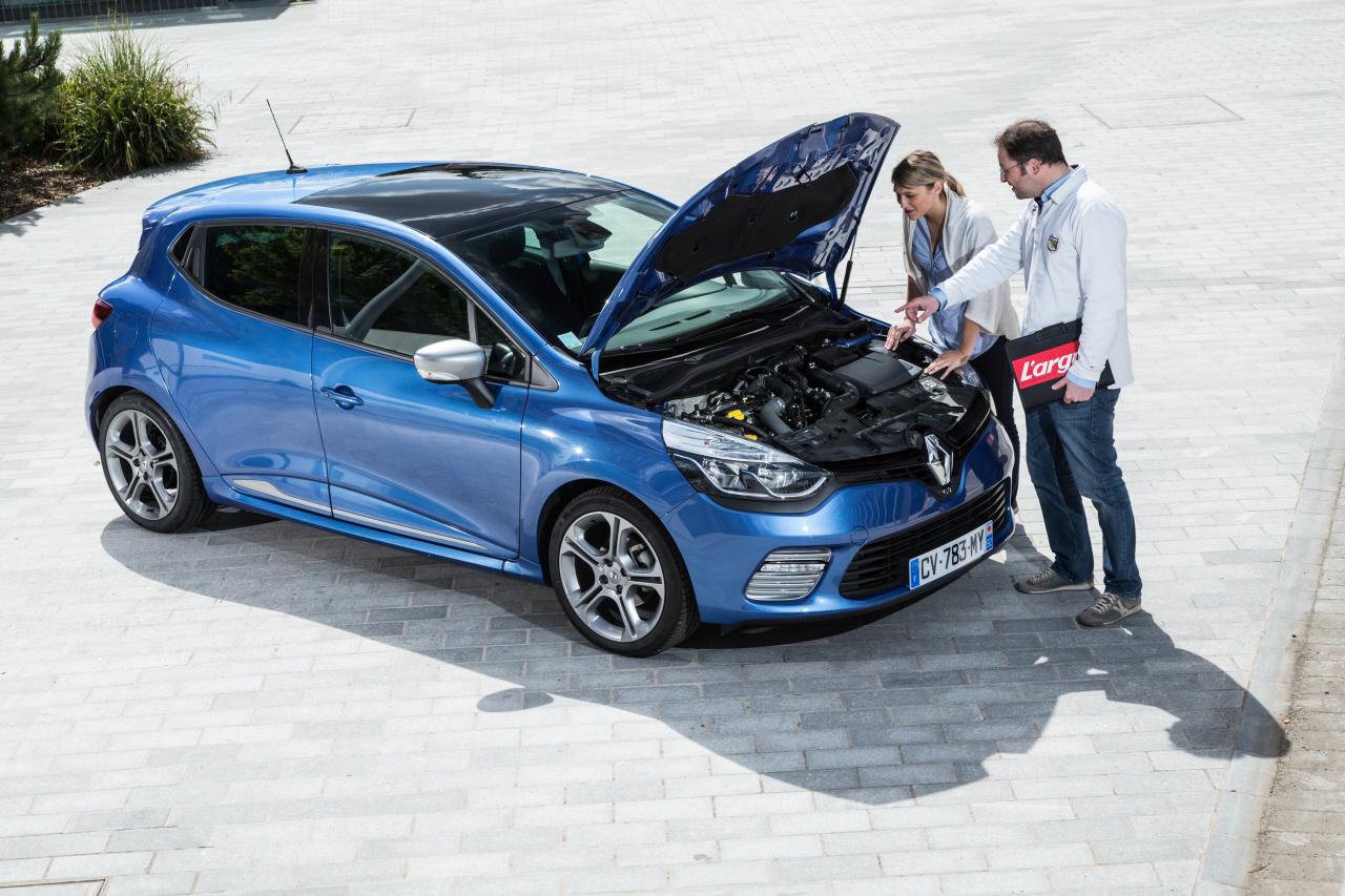 Renault Clio 4 L Argus Et Turbo Font Le Bilan De La Clio Sur M6