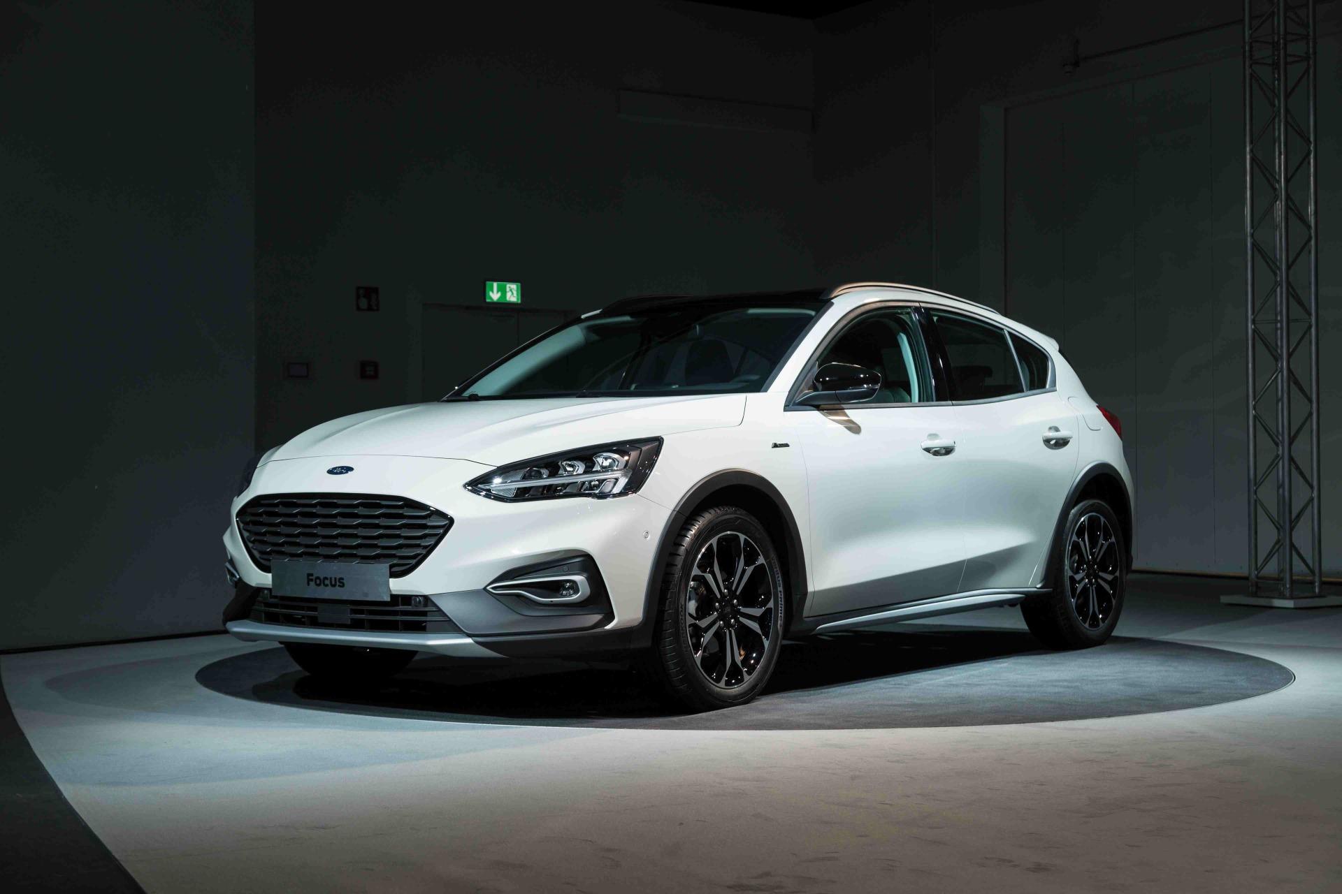 Ford Focus 4 2018 A Bord De La Nouvelle Focus En Vido