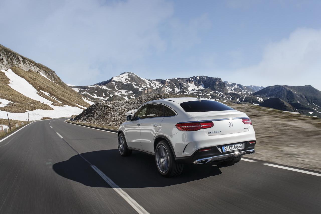 Essai Mercedes GLE Coup 2015 Notre Avis Sur Lanti BMW