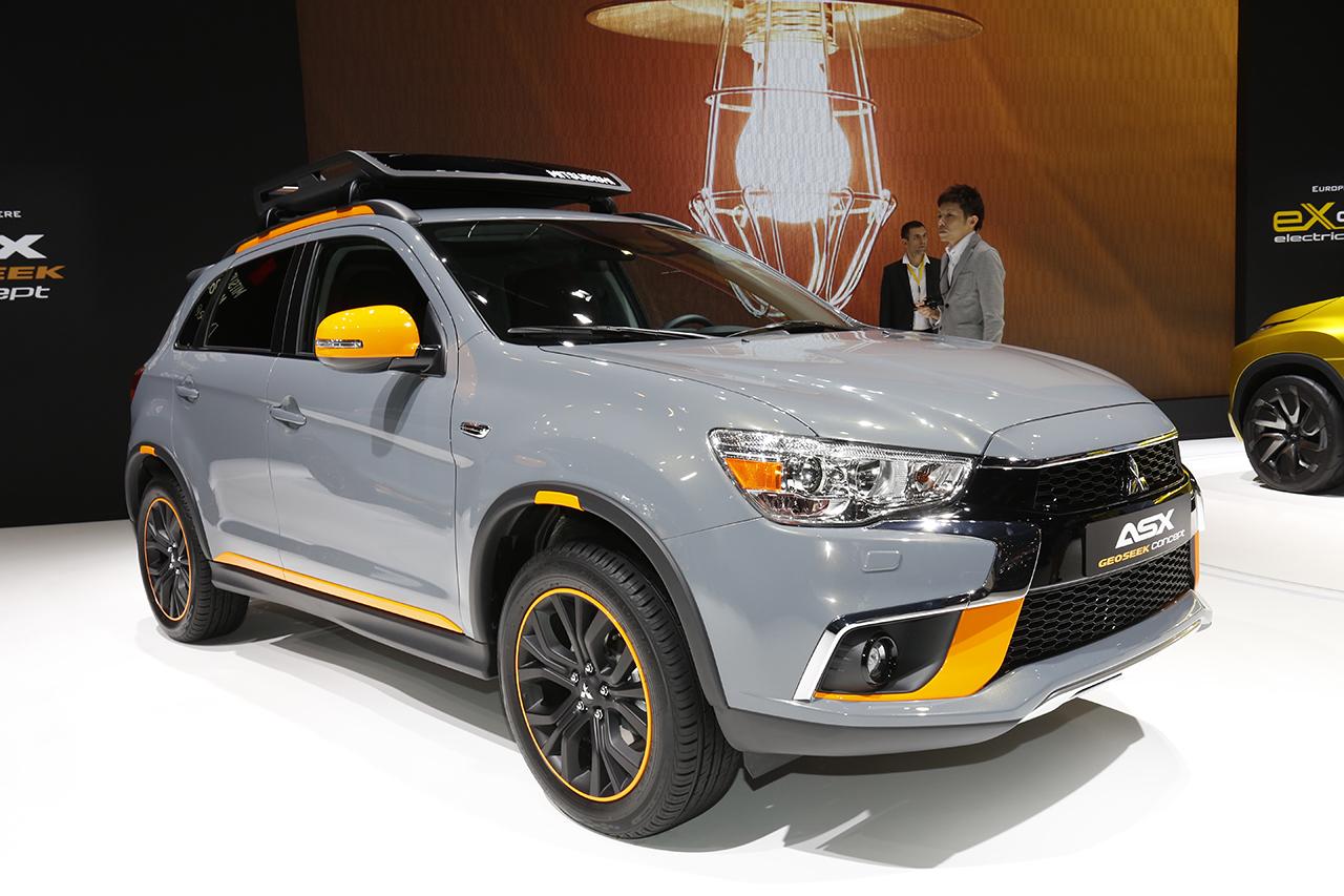 Mitsubishi ASX Geoseek Concept Dcor Mais Aussi Restyl