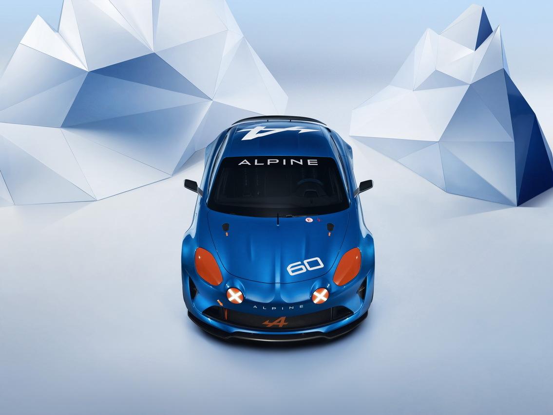 nouvelle alpine celebration a110 berlinette bleu 201512   Alpine Celebration: Les Images Officielles