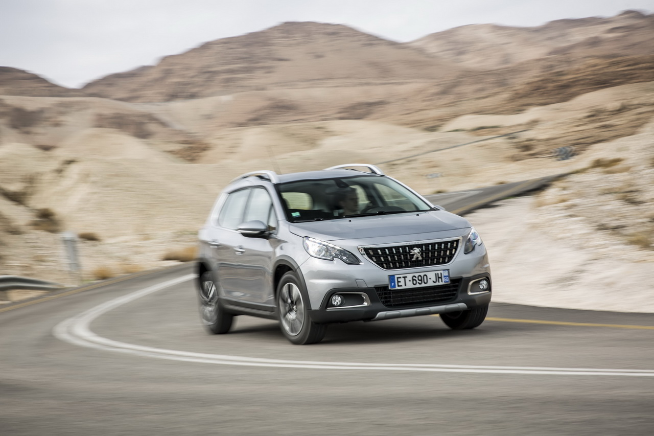 Peugeot 2008 Nouveau 1 5 Bluehdi En Juillet 2018