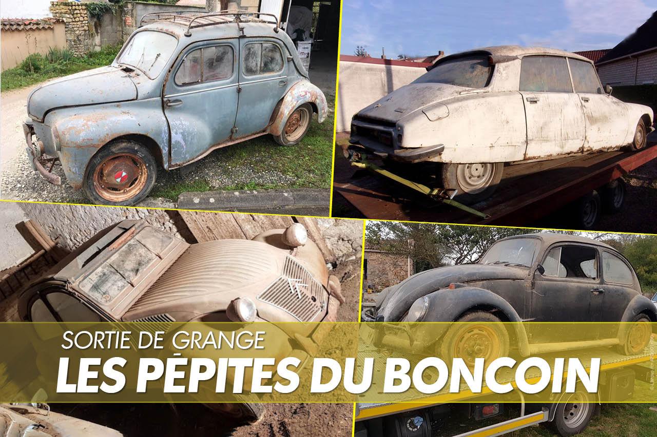 Sorties De Grange Des Pepites Denichees Sur Leboncoin L Argus