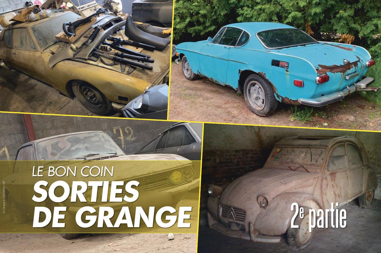 voitures anciennes les meilleures