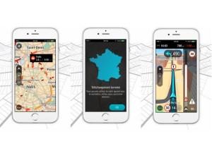 TomTom Go Mobile  la nouvelle application GPS TomTom pour iOS