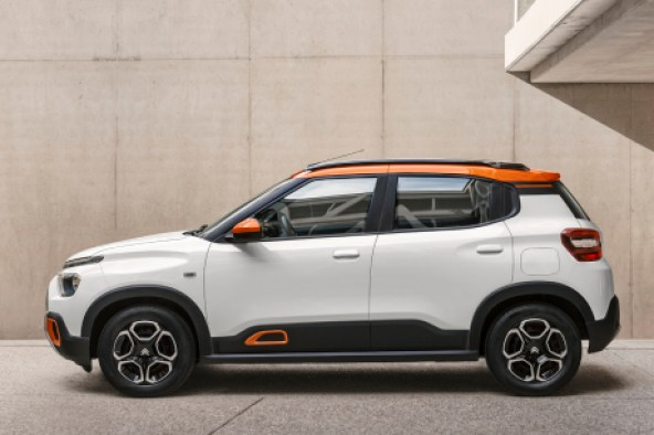 Citroën C3 (2022). A new generation for India and Mercosur - Byri