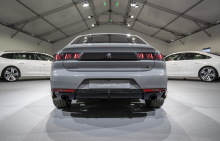 Concept 508 Peugeot Sport Engineered Rear