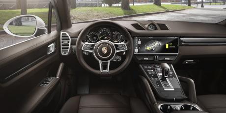 Porsche Cayenne Hybride 2018 Nouvelle Rfrence Largus