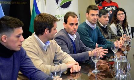 Primeros beneficiarios del Programa de Becas de Deportes Río Cuarto