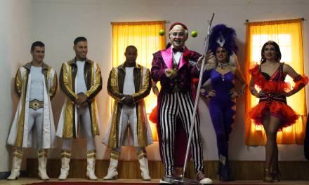 Función Solidaria del Circo Tihany en el Cotolengo Don Orione