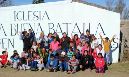 Muestra de Artes Múltiples del Programa de Apoyo Escolar Comunitario en Las Delicias