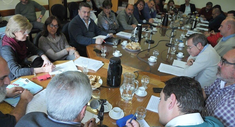 Tras el receso de invierno, volvió a sesionar el Consejo Superior de la UNRC