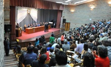 Se firmó un acuerdo específico para el desarrollo del Programa Nexos