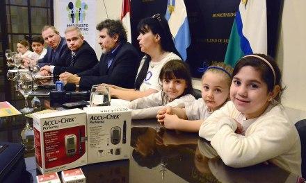 Presupuesto Participativo: se lanzó la campaña de prevención de la diabetes