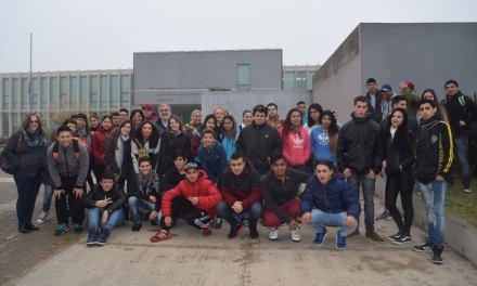 Derechos Humanos: Alumnos de Río Cuarto viajaron a La Perla