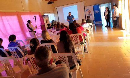 Las Acequias: se realizó un taller de emprendedurismo