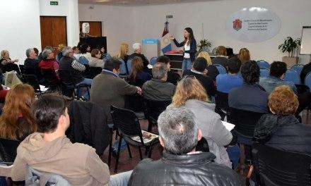 Río Cuarto: Agentes públicos recibieron capacitación en administración pública