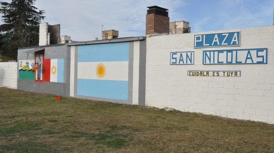 Banco de Tiempo: Intervención en Plaza San Nicolás