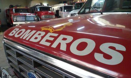 Nuevo destacamento de Bomberos Voluntarios en Banda Norte