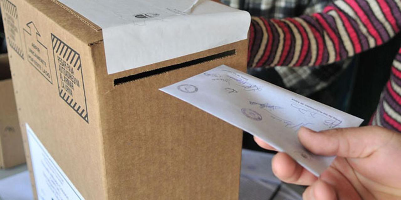 La Defensoría receptará las justificaciones de quienes no hayan podido votar