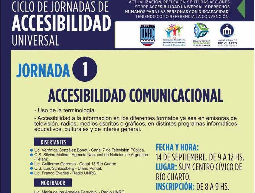 Comienza el Ciclo de Jornadas de Accesibilidad Universal | La Ribera Web