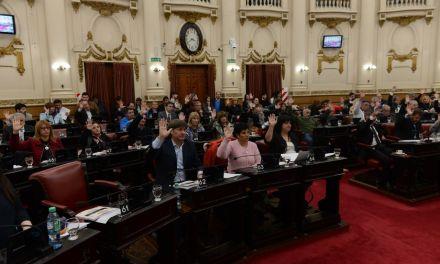33º Sesión Ordinaria de la Legislatura de Córdoba