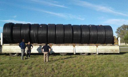 Bulnes se conectará a la red federal de fibra óptica