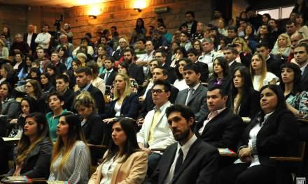 """""""La Universidad pública, gratuita y de calidad es un orgullo"""""""