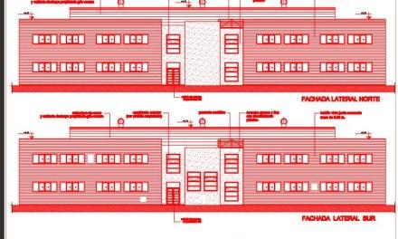 Se licitó la construcción de 16 nuevas aulas en el campus de la UNRC