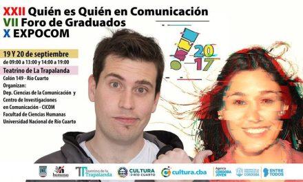 Se realizará el 22º «Quién es quién en Comunicación»