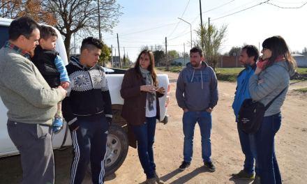 "Agricultura entregó materiales de huertas al Anexo Educativo ""Quechalen"""