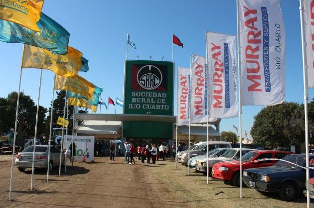 La Exposición Rural de Río Cuarto ya abrió sus puertas