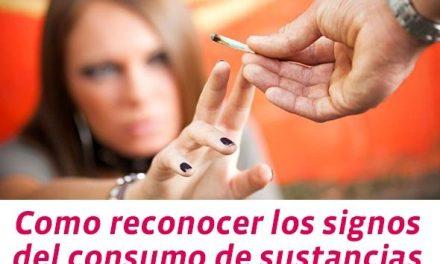 Taller para reconocer consumo de sustancias en adolescentes