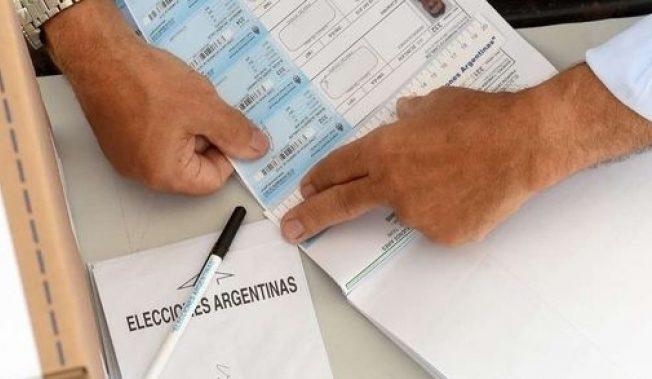 Elecciones Legislativas: Capacitación para Autoridades de Mesa